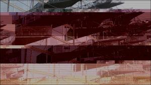 Glitched images - VM-Husene