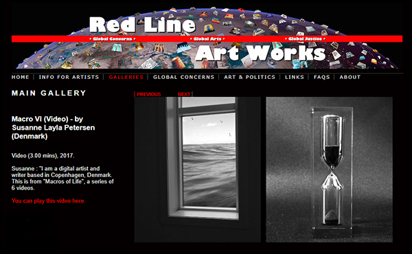 Red Line Art Works - macro VI