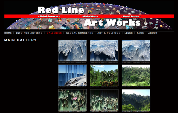 Red Line Art Works Gallery