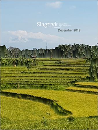 Slagtryk cover December 2018