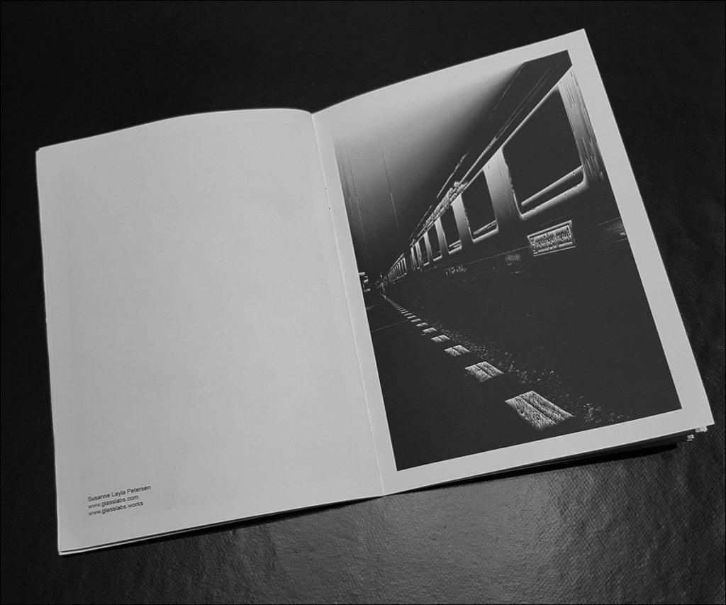 Death Railway in Average Art magazine
