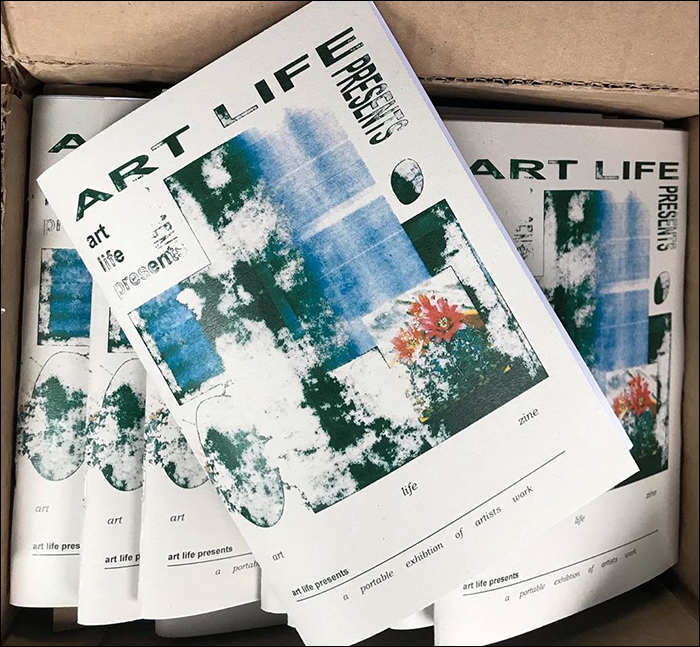Art Life Presents magazine